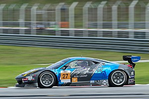 Asian Le Mans Preview Two Ferrari crews to race at Buriram