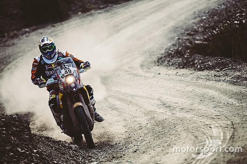 Meo vence etapa em motos, e Paulo Gonçalves segue líder