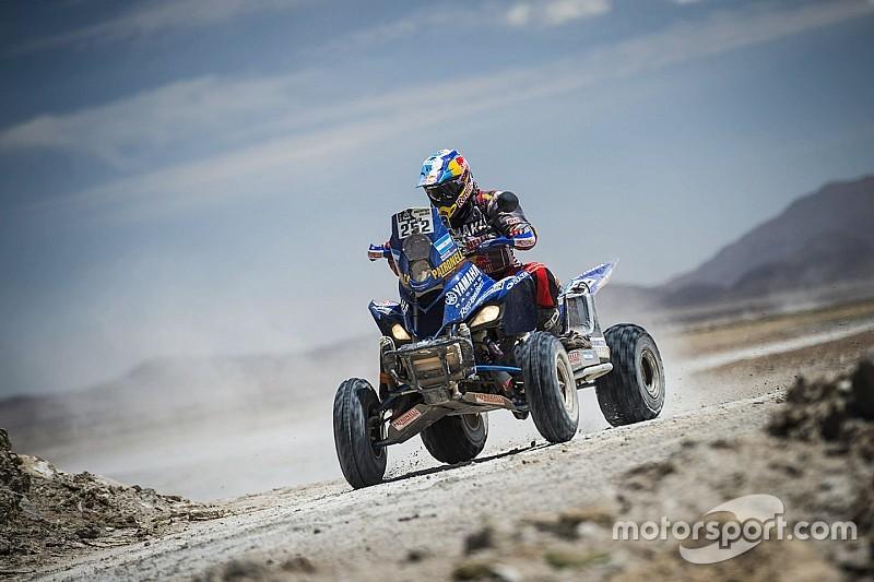 Bonetto garante primeira vitória da Honda nos quadriciclos
