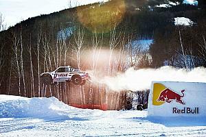 Off-road Special feature Video Red Bull Frozen Rush: met 900 pk door de sneeuw