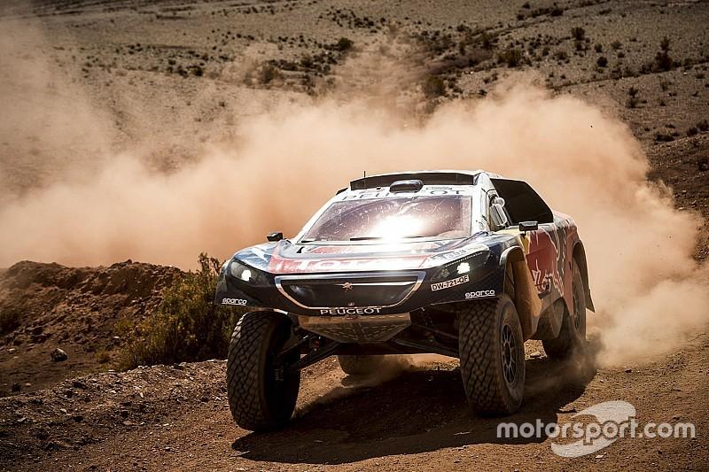 "Dakar, Sainz: ""Sono contento per la squadra"""