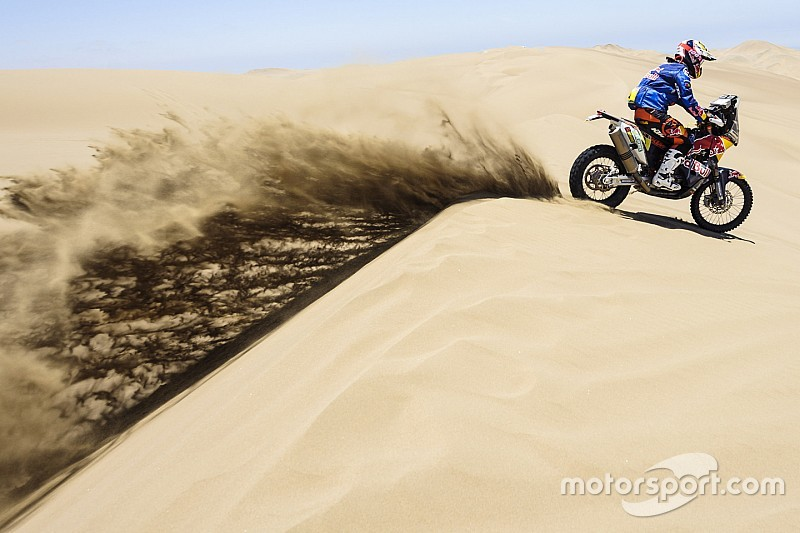 """Dakar to """"change completely"""" in second week - Coma"""