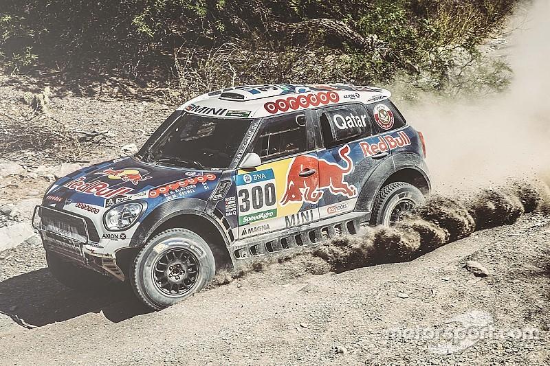 Dakar, Auto, Tappa 8: vince Al-Attiyah, capota Loeb!