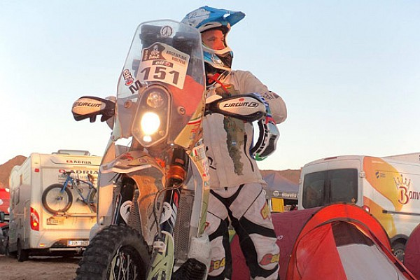 Dakar, il sogno di Catanese finisce all'ottava tappa