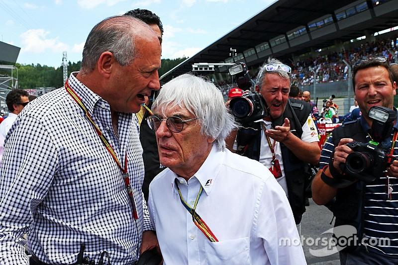 """""""F1 poderá ter novas receitas após Ecclestone"""", diz Dennis"""