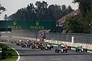 Des F1 pas aussi rapides que prévu en 2017?