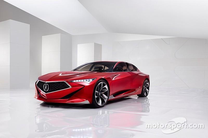 Acura gooit het over andere boeg met de Precision Concept