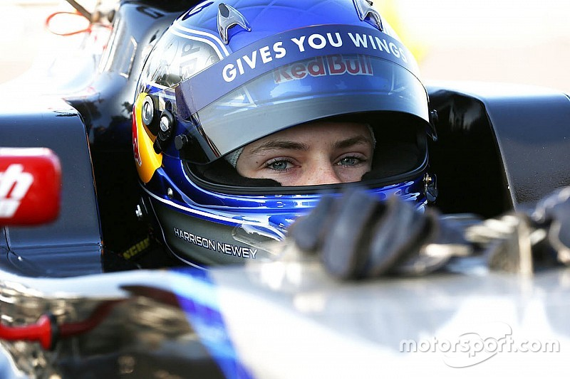 Harrison Newey confirma ida à F3 no mesmo time de Piquet