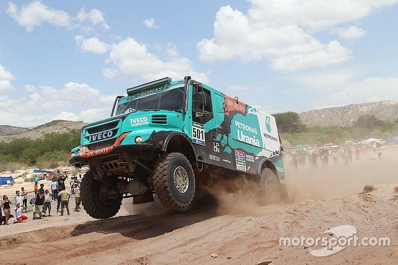 "Dakar, De Rooy: ""Che aiuto le tracce di Peterhansel"""