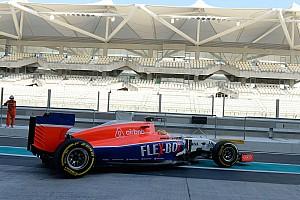 Formula 1 Test Manor: c'è un poker di piloti per due abitacoli