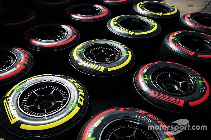 В Pirelli определились с шинами для Гран При России
