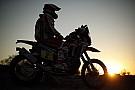 Suspenden etapa de motos y quads