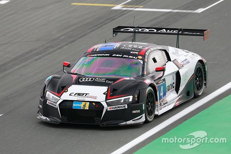 迪拜24小时:奥迪包揽头排发车 C6.R GT1获AM组杆位