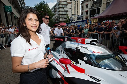 Leena Gade Q&A: Life as a top-level female race engineer