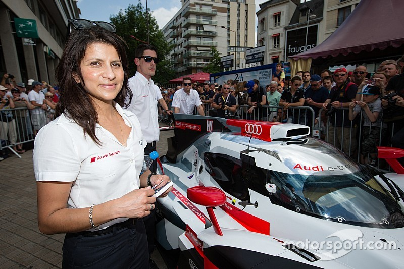 Leena Gade Q Amp A Life As A Top Level Female Race Engineer