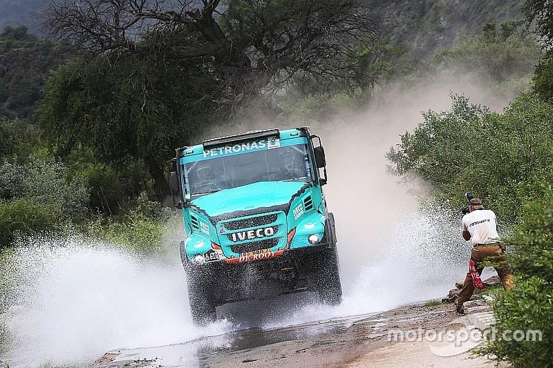 Dakar, Camion: De Rooy trionfo con Iveco PETRONAS