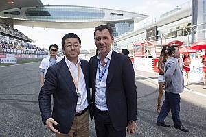 WTCC Комментарий Босс WTCC в восторге от расширения программы Honda