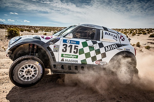 Hirvonen excelled off-piste on Dakar debut, says co-driver