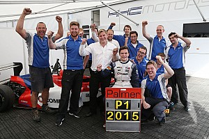 Formula Renault Breaking news Will Palmer commits to Formula Renault with ART