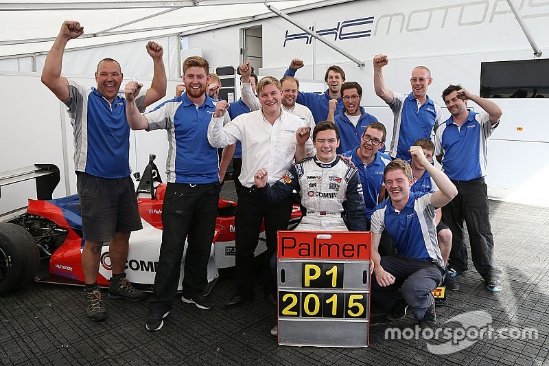 Will Palmer commits to Formula Renault with ART