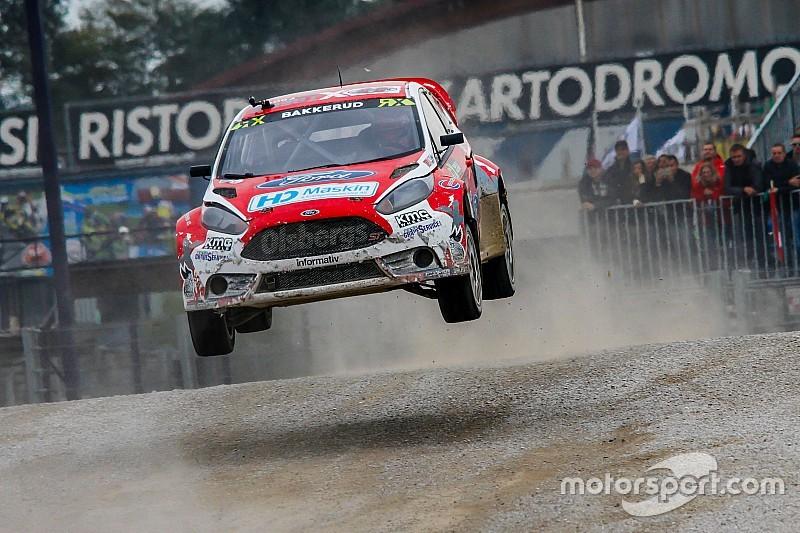 Rallycross-WM: Andreas Bakkerud wird Teamkollege von Ken Block