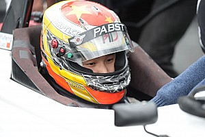 USF2000 Breaking news Luo returns to Pabst in 2016