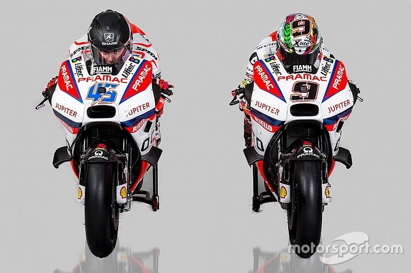 Ducati-Kundenteam Pramac Racing zeigt MotoGP-Farben für 2016