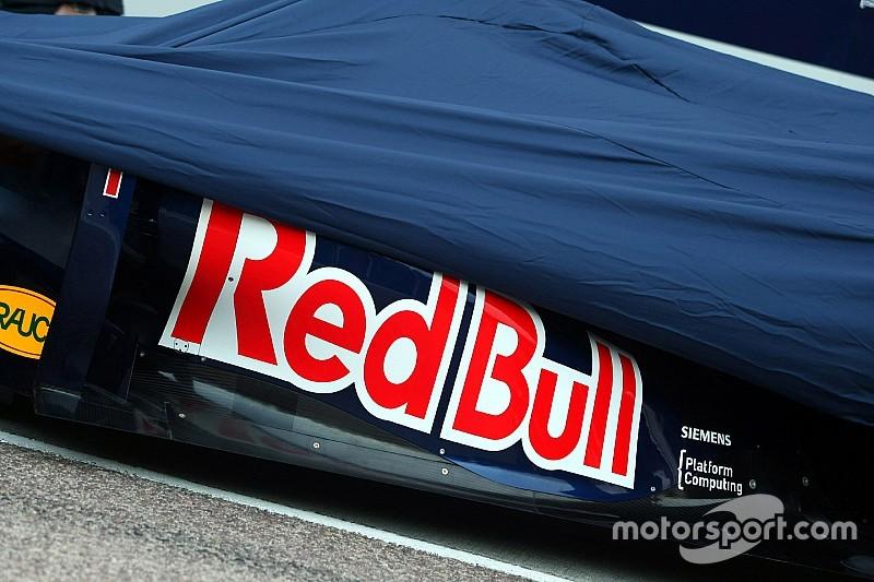 Red Bull maakt datum voor presentatie livery bekend