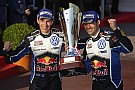 Ogier-Mikkelsen, grande doppietta Vw a Monte-Carlo!