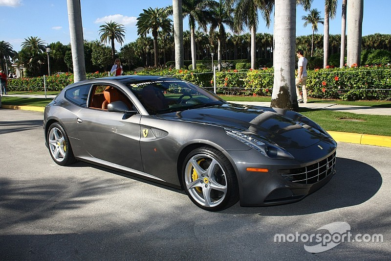 Ferrari presenteert vernieuwde FF met V12 op 15 februari