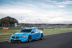 WTCC Комментарий Экблом рассчитывает на победы Volvo в 2016-м