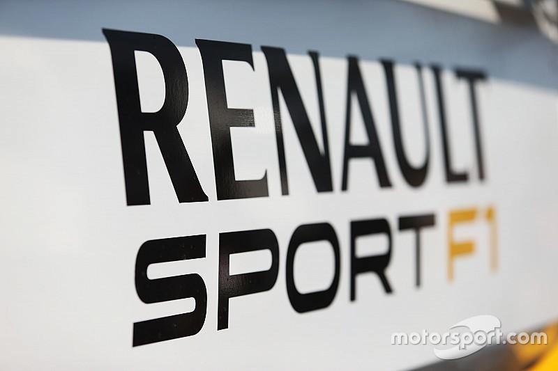 Un plotone di dirigenti per il programma Renault F.1