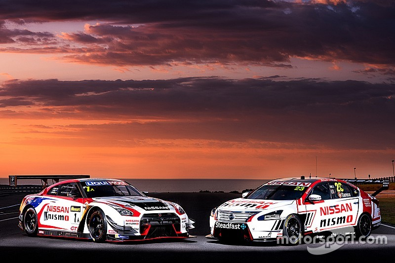 Nissan unveils Caruso livery