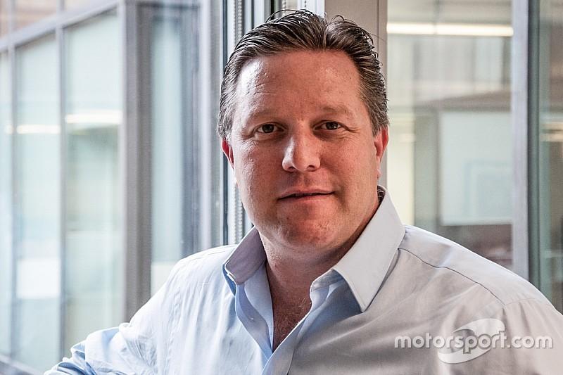 Зак Браун вошел в совет директоров Motorsport.com