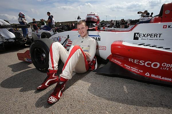 Йорг рассказал о причинах перехода в GP3