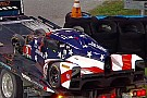 Massive shunt for DeltaWing in fourth hour of Rolex 24