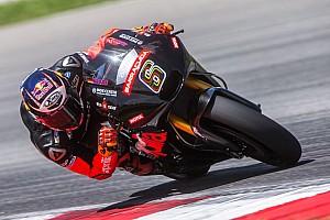 MotoGP Test Bradl e Bautista al lavoro su elettronica e gomme