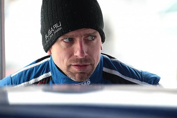 Antoine L'Estage - Imbattable en rallyes canadiens!