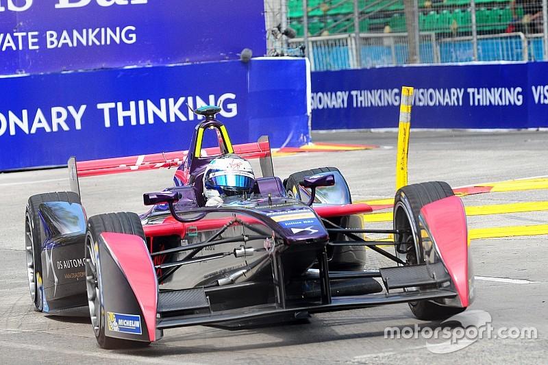 Buenos Aires ePrix: Pole-Position für Sam Bird, Dreher von Sébastien Buemi