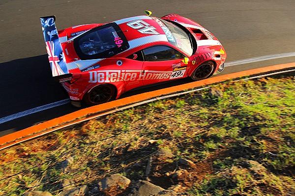 Endurance Montermini sfiora il podio alla 12 Ore di Bathurst