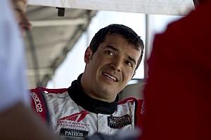 ELMS Noticias de última hora Rojas está motivado rumbo a Le Mans