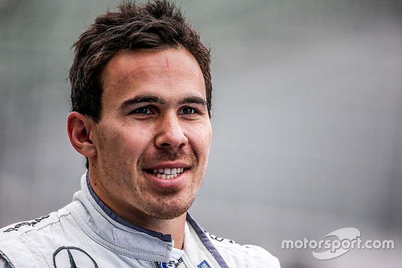 Robert Wickens set to contest 4th season in DTM
