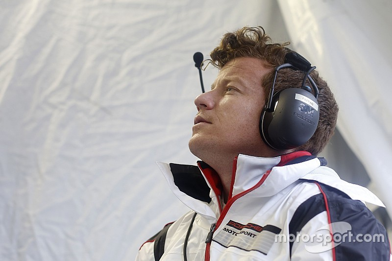 Porsche driver Patrick Long returns to 2016 World Challenge