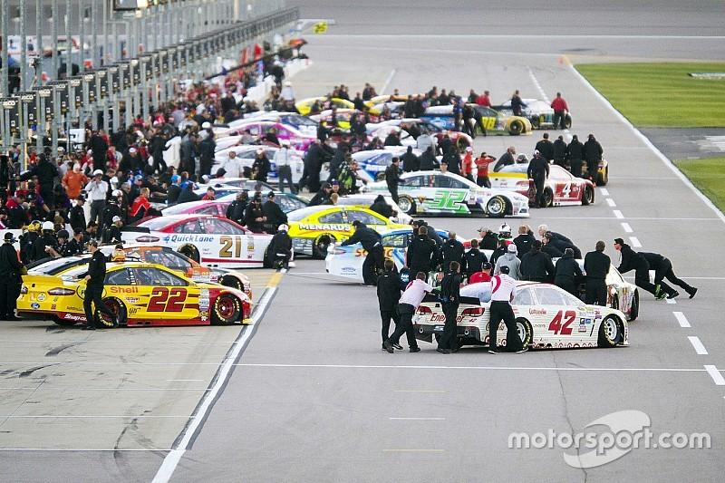 NASCAR adjusts qualifying procedures for 2016