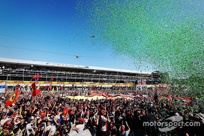 """Ecclestone: futuro de Monza na F1 """"não está em minhas mãos"""""""