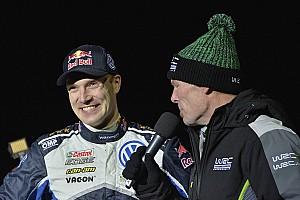WRC Dagverslag WRC Zweden: Latvala wint sprint stage in Karlstad