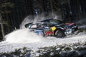WRC Dagverslag Ogier wint WRC Zweden