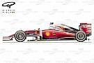 La Ferrari non teme la scaramanzia per la livrea bianca