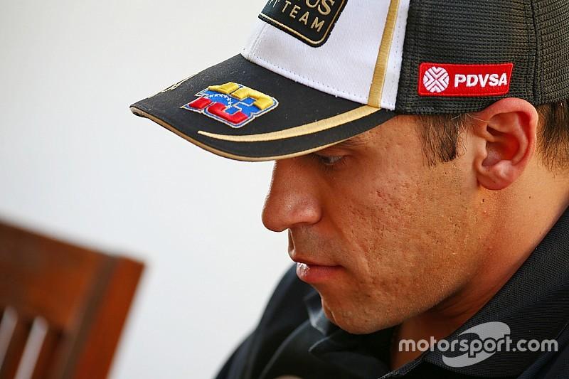 Maldonado se dice sorprendido por perder su asiento