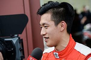 F3 Ultime notizie Guan Yu Zhou salta in Formula 3 con la Motopark